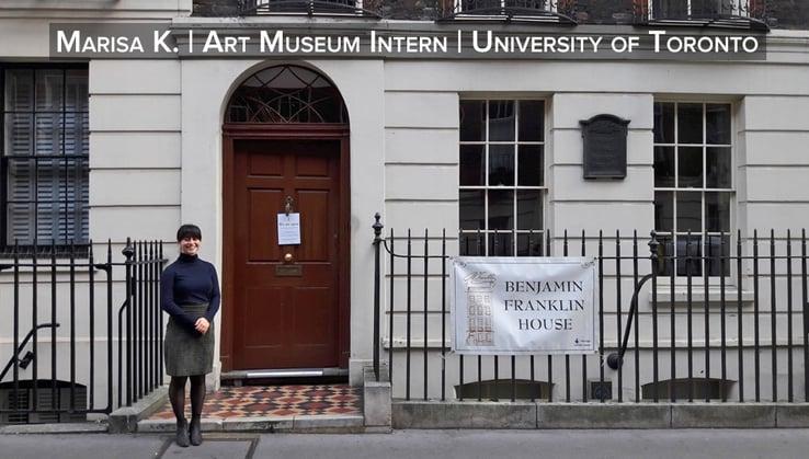 Marisa Art Museum Intern