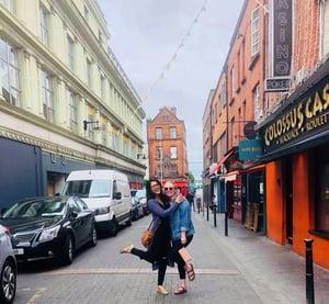 Dublin Interns Exploring