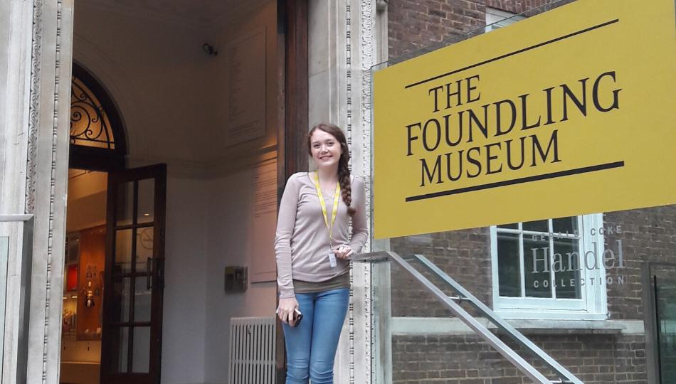 Museum Internship in London