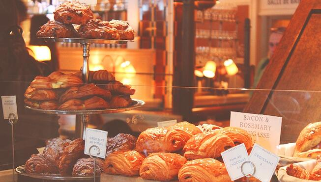 Pastries in NYC