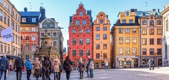 Stockholm Organization Internship