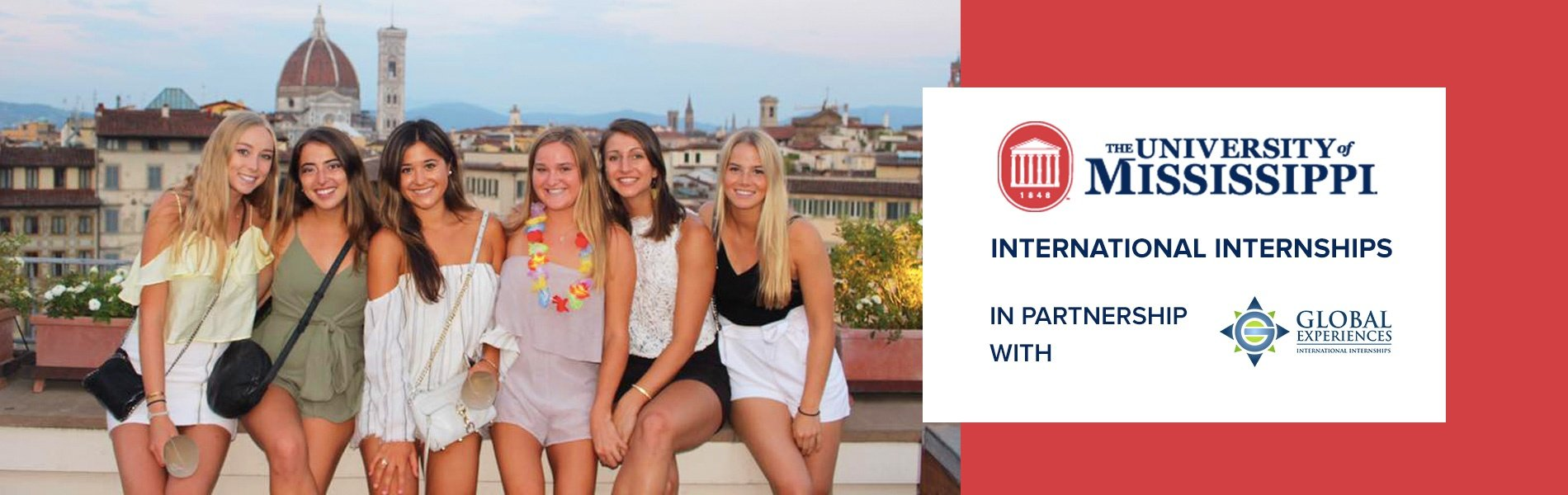 Florence Interns Abroad