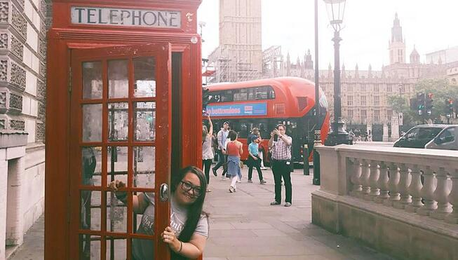 Phone Booth Big Ben