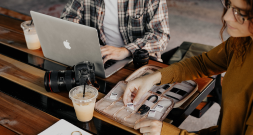 Photography internship with faced-paced digital media agency