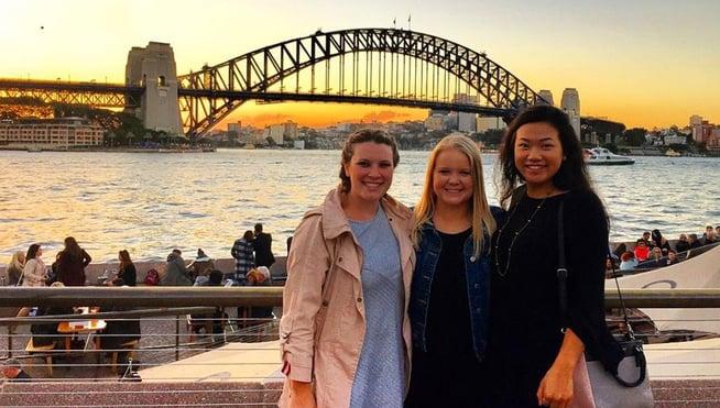 Refer a Friend to Sydney