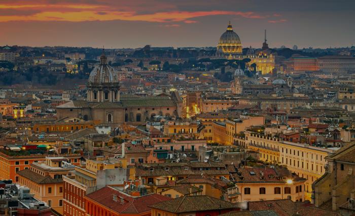 Intern Abroad in Rome