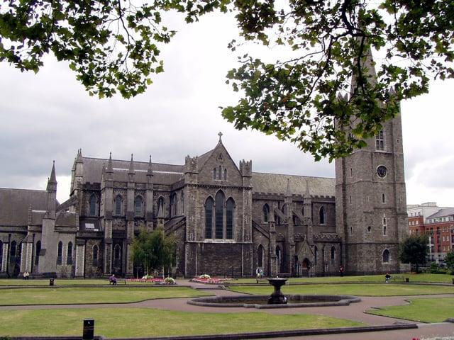 St. Patricks Cathedral Dublin