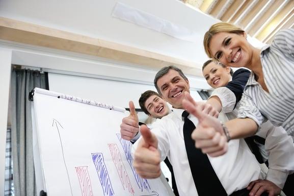 Office team success