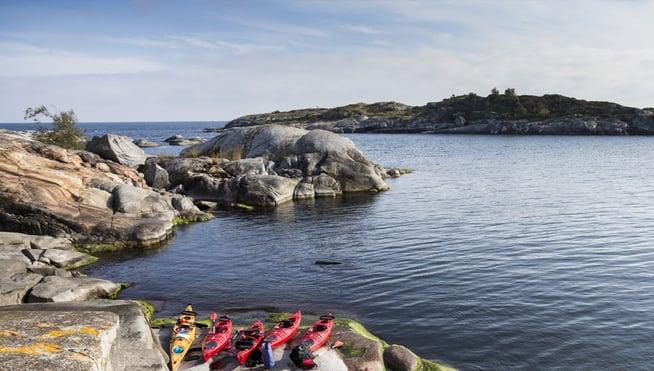 Stockholm Kayaking