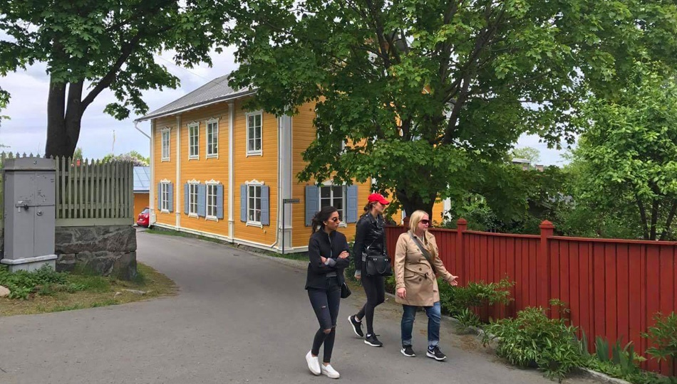 Stockholm Interns Day Trip to Vaxholm