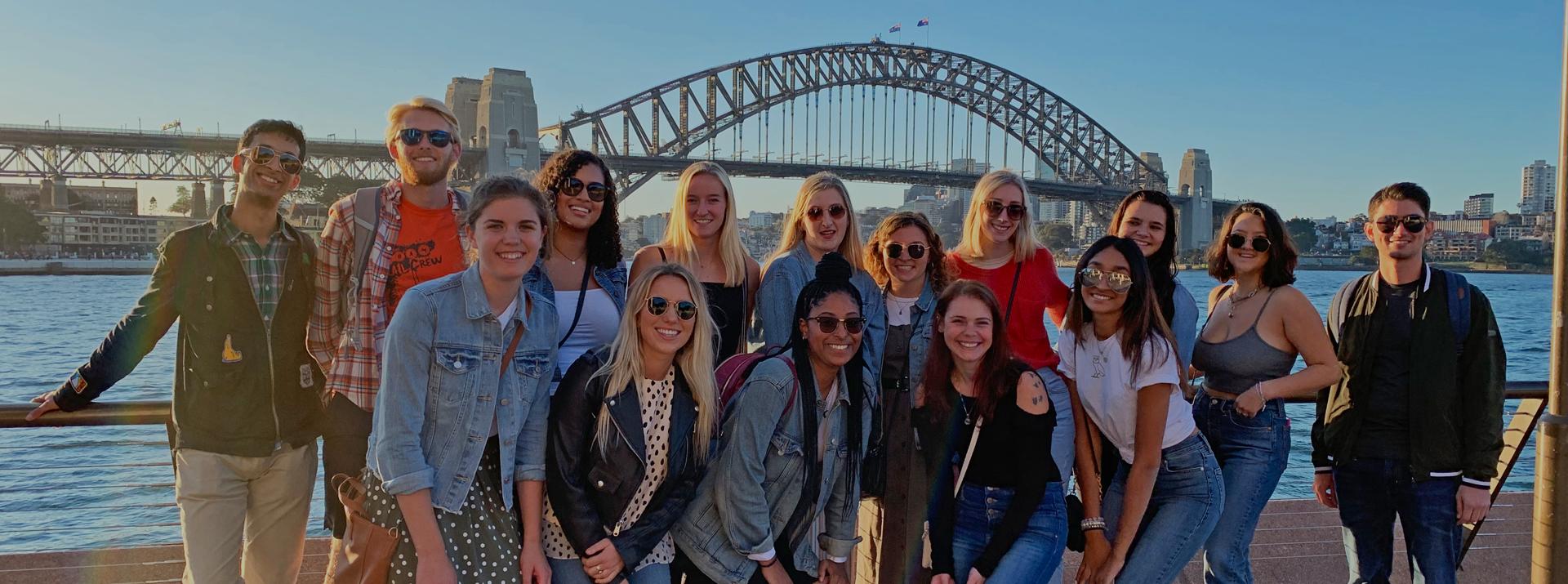 Sydney Australia Intern Abroad