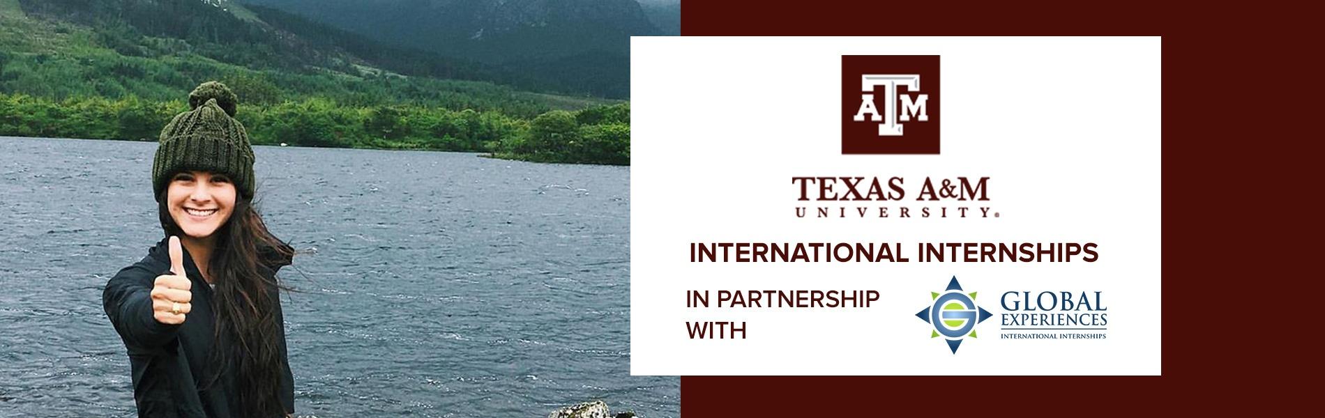 Texas A&M University Intern abroad