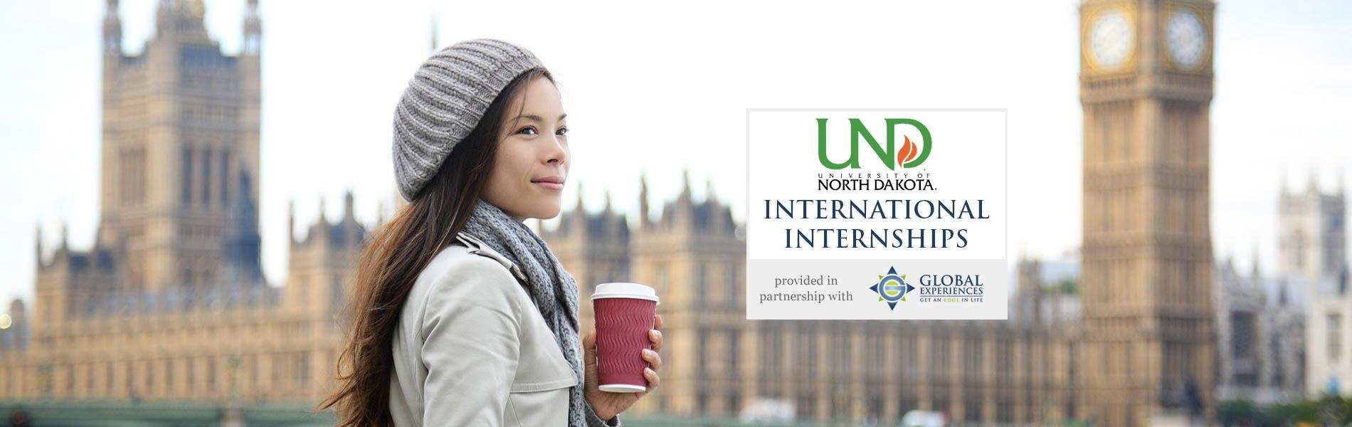 University of North Dakota Intern Abroad