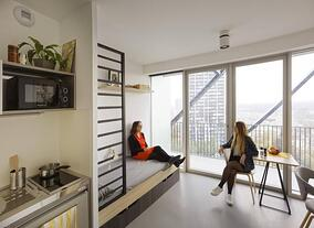 Paris Student Housing