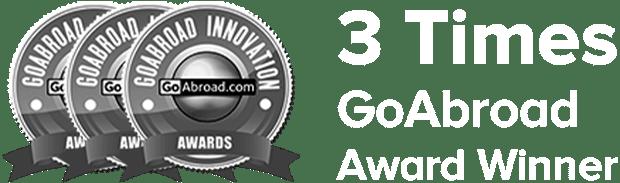 GoAbroad Award Winner