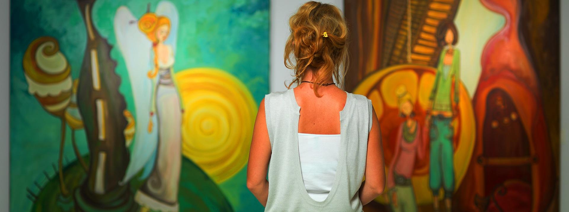 Art, Art Museums and Galleries Internships