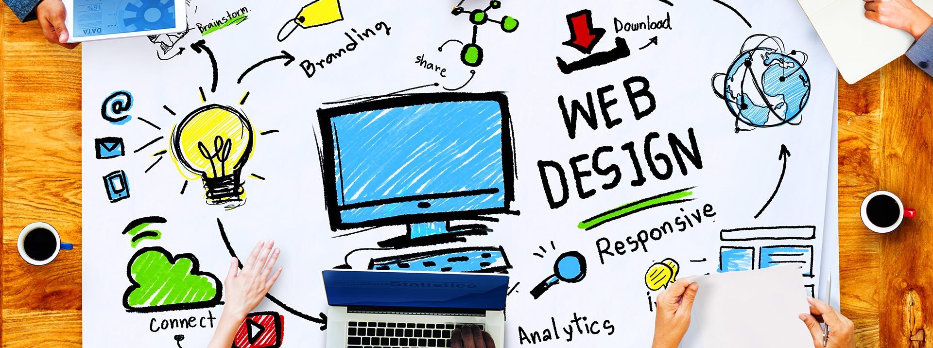 Web Design Internships