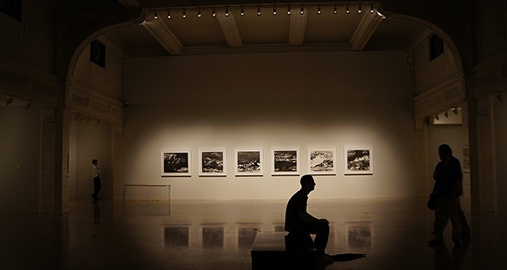 Art and Photography Gallery Internship