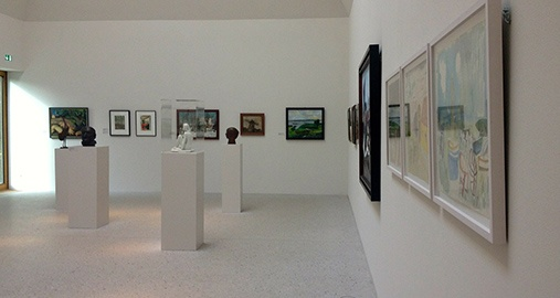 Art Gallery Marketing and Event Management