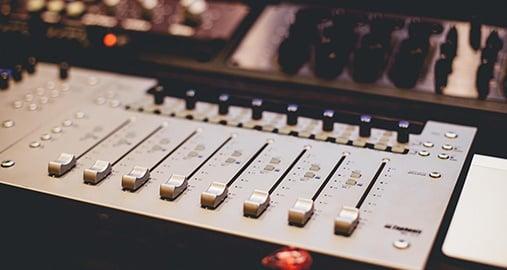 Recording Studio Intern