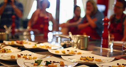 Culinary Internship in Innovative Restaurant