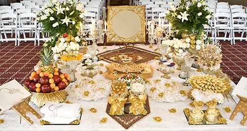 High-End Wedding and Event Planning