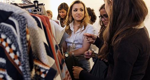 Italian Fashion Business with a Twist
