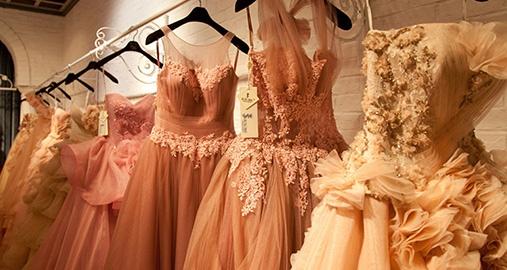 Bridal and Evening Wear Designer