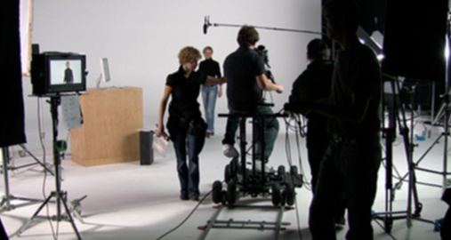 Film & Booking for Theater Company
