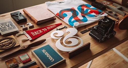 Graphic Design for Fashion Magazine