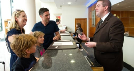 Guest Services for International Hotel Chain