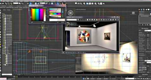 Designing Exhibits for Trade Shows and Conferences with International Company