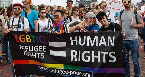 Journalism with an LGBT News Organization
