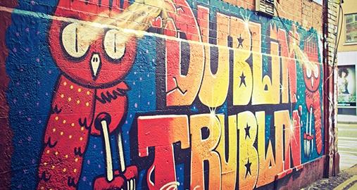 Journalism Internship for Dublin Cultural Magazine