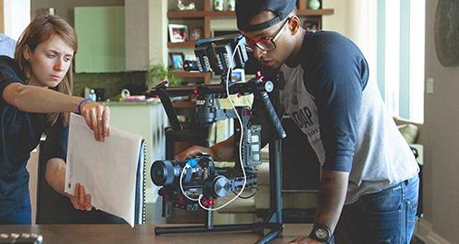 Video Production & Travel Internship