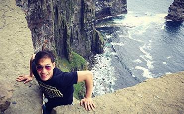 Dublin, Cliffs of Moher excursion