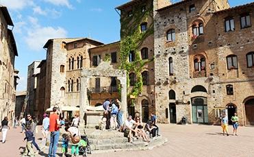 Florence San Gimi