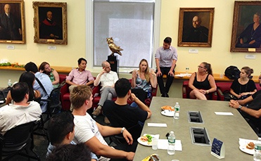 Interns Welcome Orientation