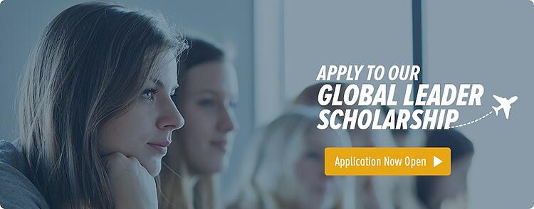Global Leader Scholarship