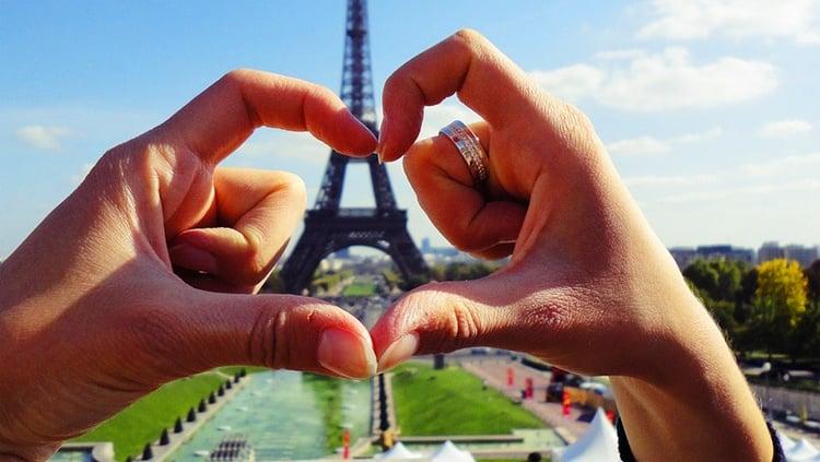 Advernture in Paris