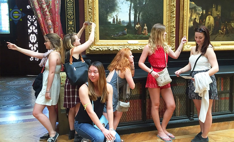 Exploring Museum