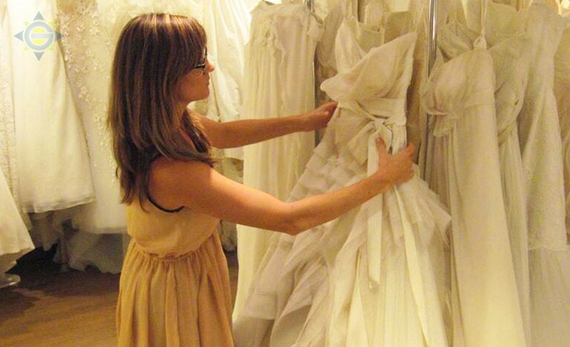 Intern at work Fashion Designing
