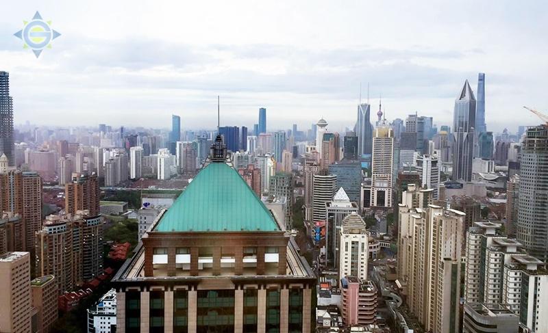 Shanghai Landscape view
