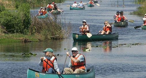 Communications Intern for Environmental Education Agency