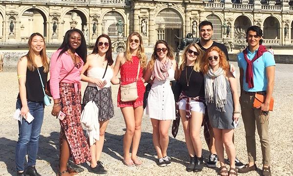 Exploring Abroad
