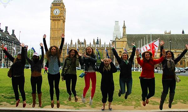 Interns in London