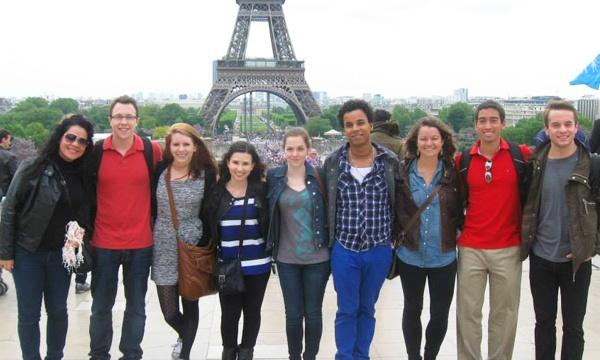 Interns in Paris