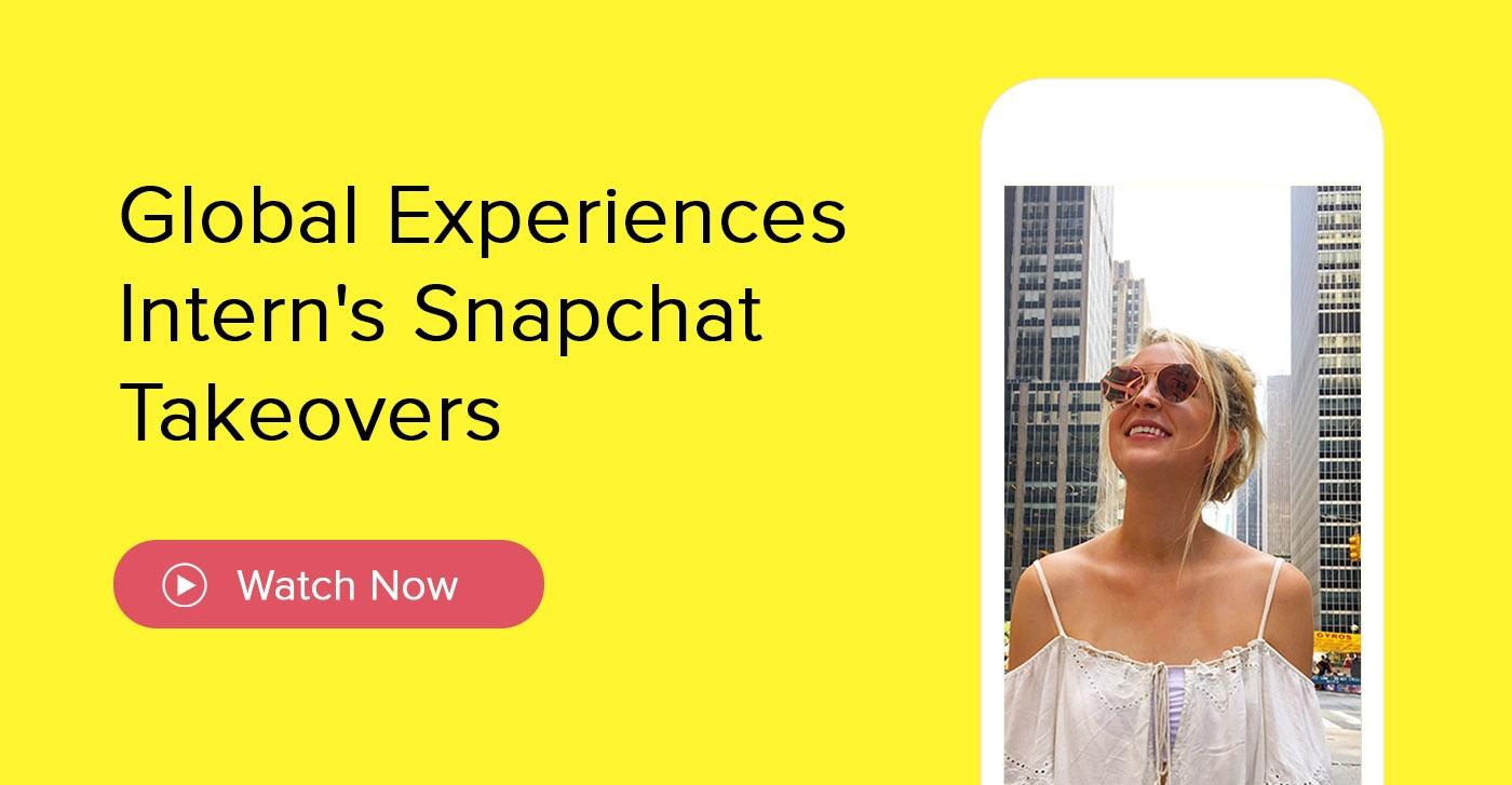 Watch Interns Snapchat