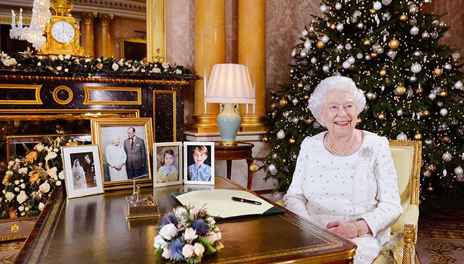 the Queen's Christmas Speech 2017