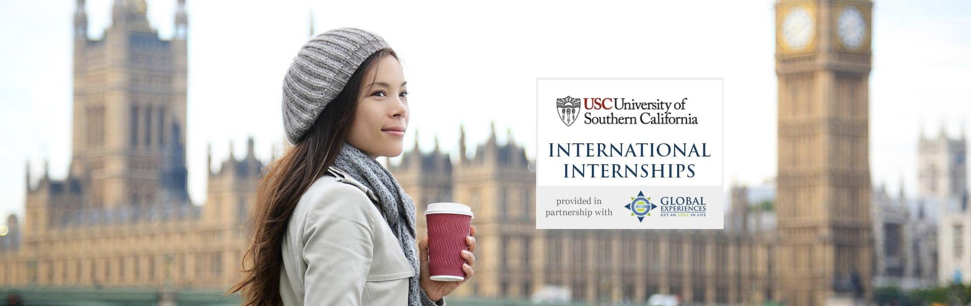 university of southern California intern abroad